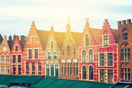 Medieval city Brugge