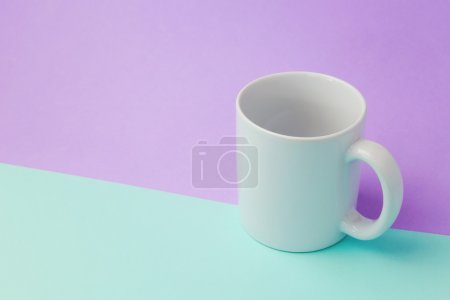 Coffee cup mock up template