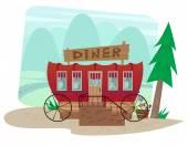 Wagon Diner