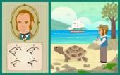 Darwin Adventure at the Galapagos Islands