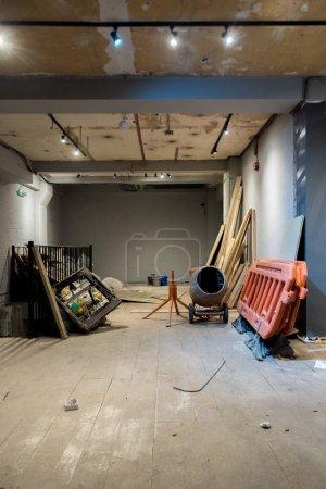 Empty Room Renovation