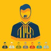 Referee icons