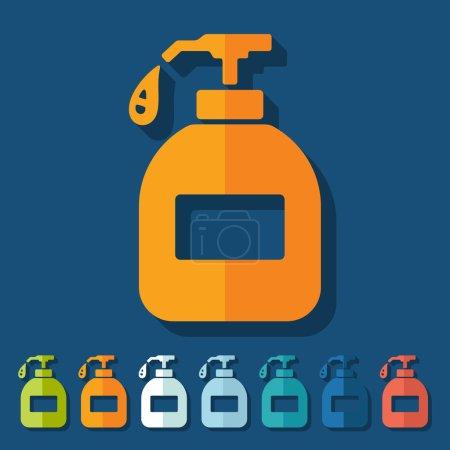 Liquid soap icon