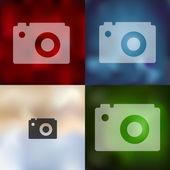 Rozmazané Foto ikona