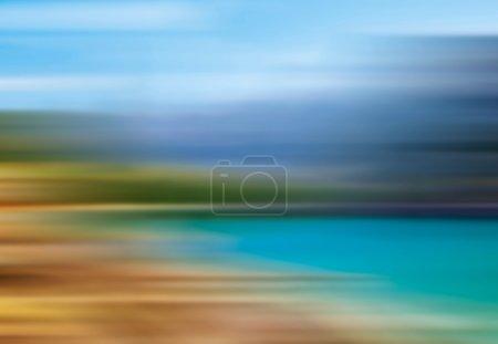 Foto de Borrosa, desenfocada fondo de textura abstracta de velocidad. - Imagen libre de derechos