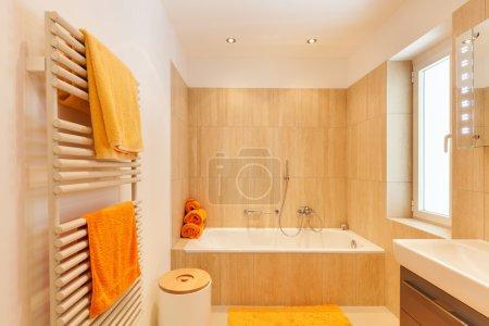 Interior, bathroom view