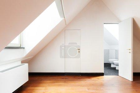 interior, old attic