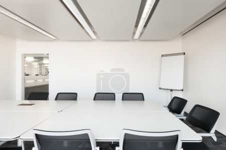 Photo for Building, interior, empty meeting room - Royalty Free Image