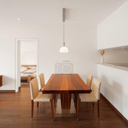 Photo pour Architecture d'intérieur, salon moderne - image libre de droit