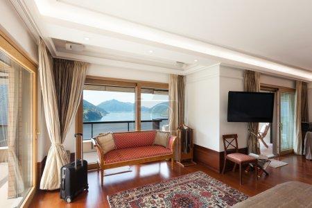 Interior, comfortable room