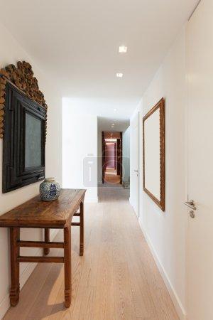 Corridor of a modern apartment