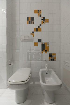 Interior, restroom, bathroom