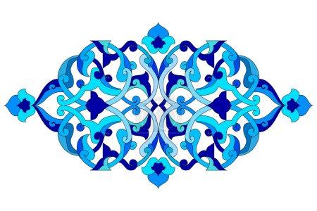artistic ottoman pattern series sixty five