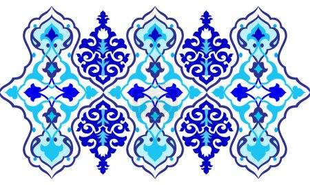 Thirteen series designed from the ottoman pattern