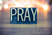 Imádkozzatok koncepció fém Magasnyomó típusa
