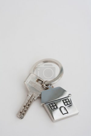 New home owner mortgage keys