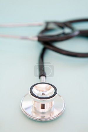 doctor stethoscope laying