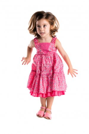 Photo for Girl jumping - Royalty Free Image