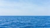 The Adriatic sea view. beautiful image