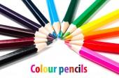 Barevné tužky, samostatný