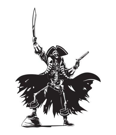 Undead Pirate Captain