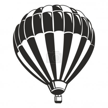 Air Balloon vector art