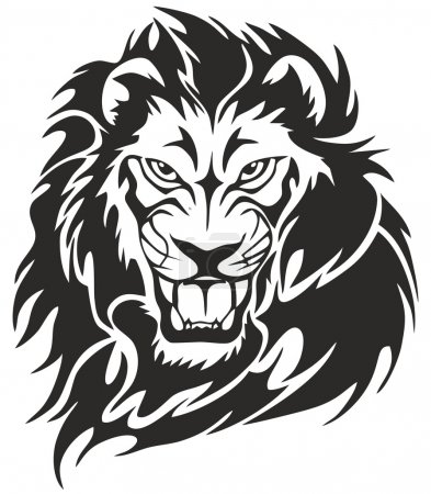 Lion Vector Art