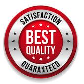 best quality badge