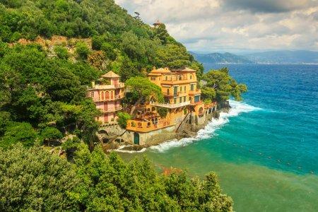 Luxury homes near Portofino,Liguria,Italy,Europe