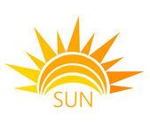 """Постер, картина, фотообои """"Солнце символ вектор"""""""