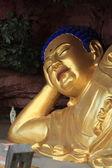 Spící Budhoo Chengde v Číně