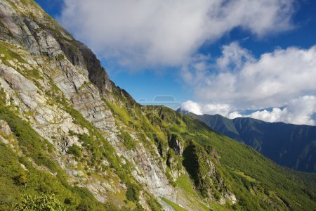 Photo pour Paysage du parc national des monts Tatra - image libre de droit