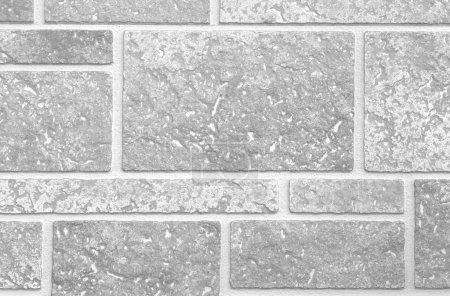 Photo for Grey concrete or cement modern tile wall background and texture - Royalty Free Image