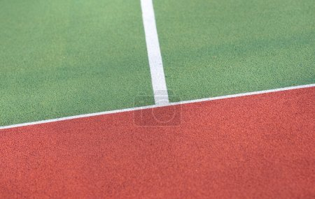 Tennis court grass play game