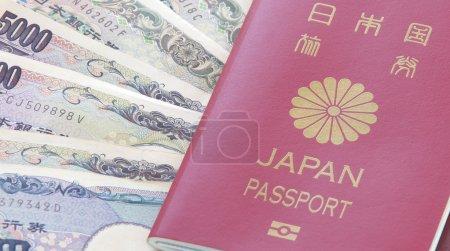 Cover of Japan Ordinary passport