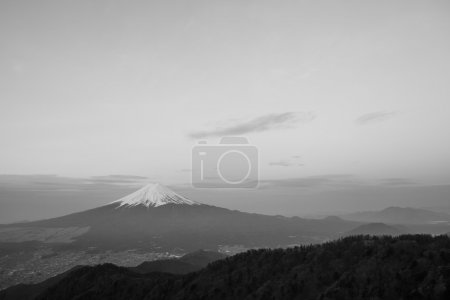 Mountain Fuji view
