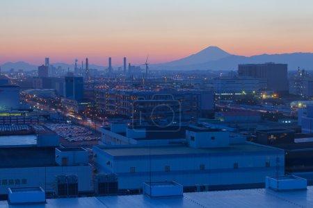 Япония промышленная зона