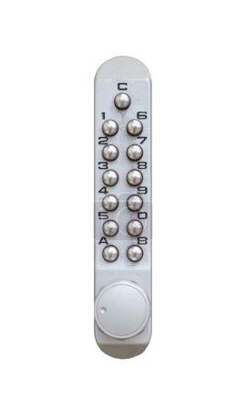 Door pin keypad