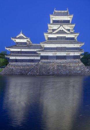 Matsumoto Castle view