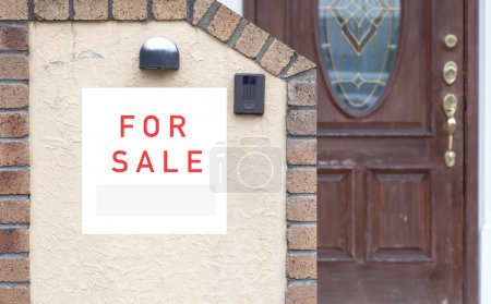 Sale Real Estate Sign