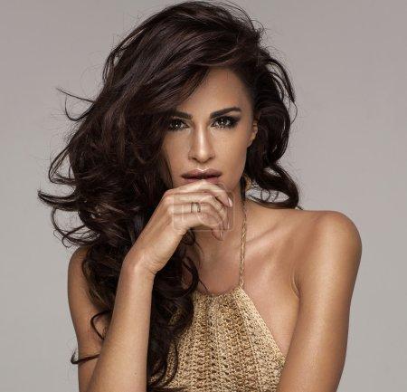 Beautiful sexy woman