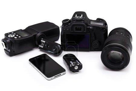 Set for digital photography