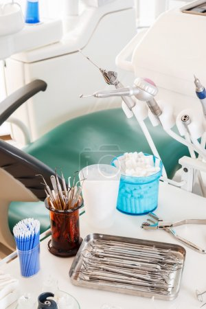 Dentist workplace
