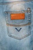 Closeup džíny