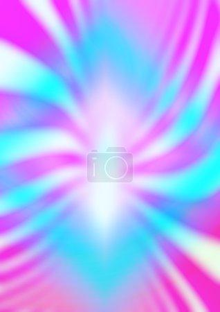 Photo pour Un fond coloré psychédélique abstrait tie dye . - image libre de droit