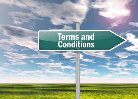 Signpost Terms and Conditions