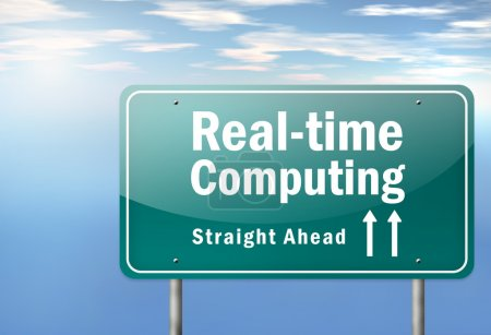 Highway Signpost Real-time Computing