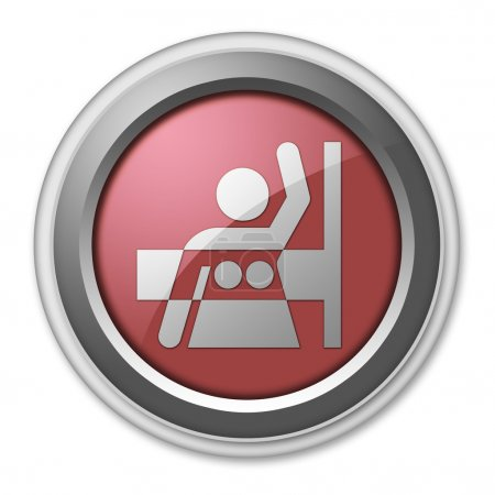 Icon, Button, Pictogram Mammography