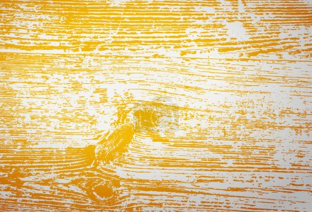 Vintage wooden texture with yellow toning, filter effect, vector