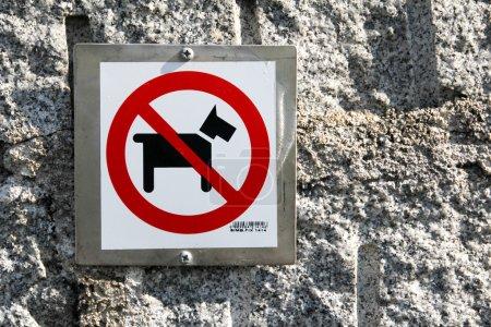 Prohibited dog